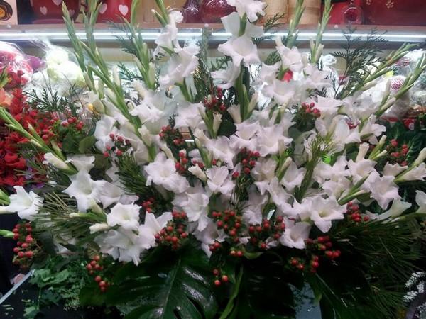 flores para iglesias villalba