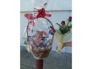 cestas de flores villalba